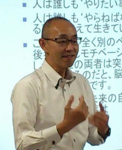 講師の浦上俊司氏
