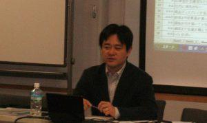 講師の小森渉氏