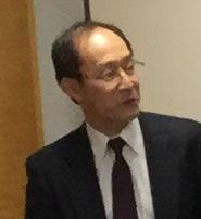 講師の及川朗氏