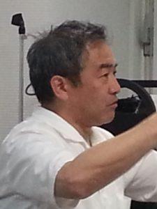 講師の長濱龍一郎氏