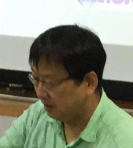 講師の玉島剛氏