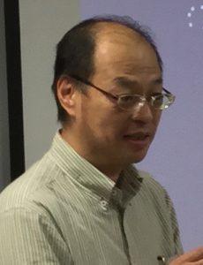 講師の坂田岳史氏